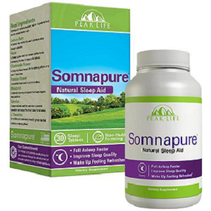 Somnapure Natural Sleep Aid Shocking Reviews 2020 Does It Really Work